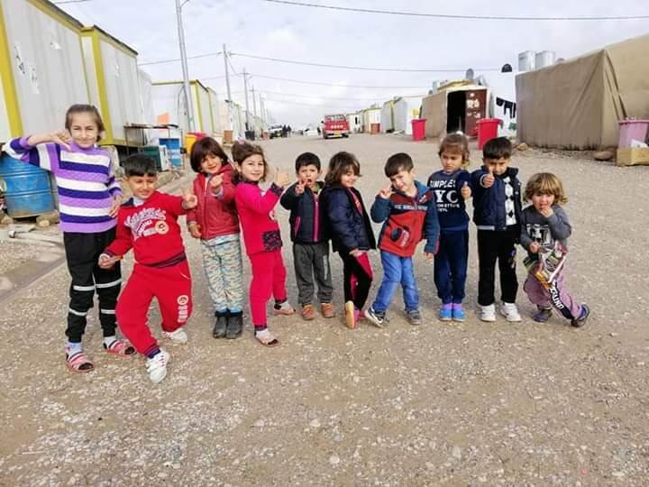 Yazidi Refugees Face Formidable Barriers