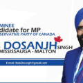 The Mystery of the Disappearing Candidate in Mississauga-Malton