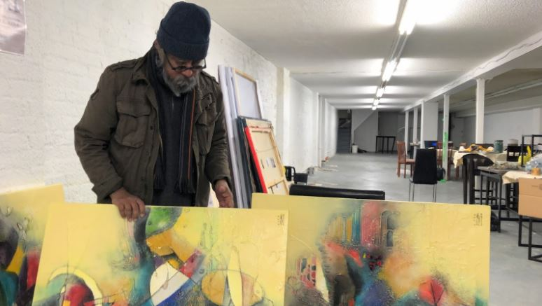 immigrant artist