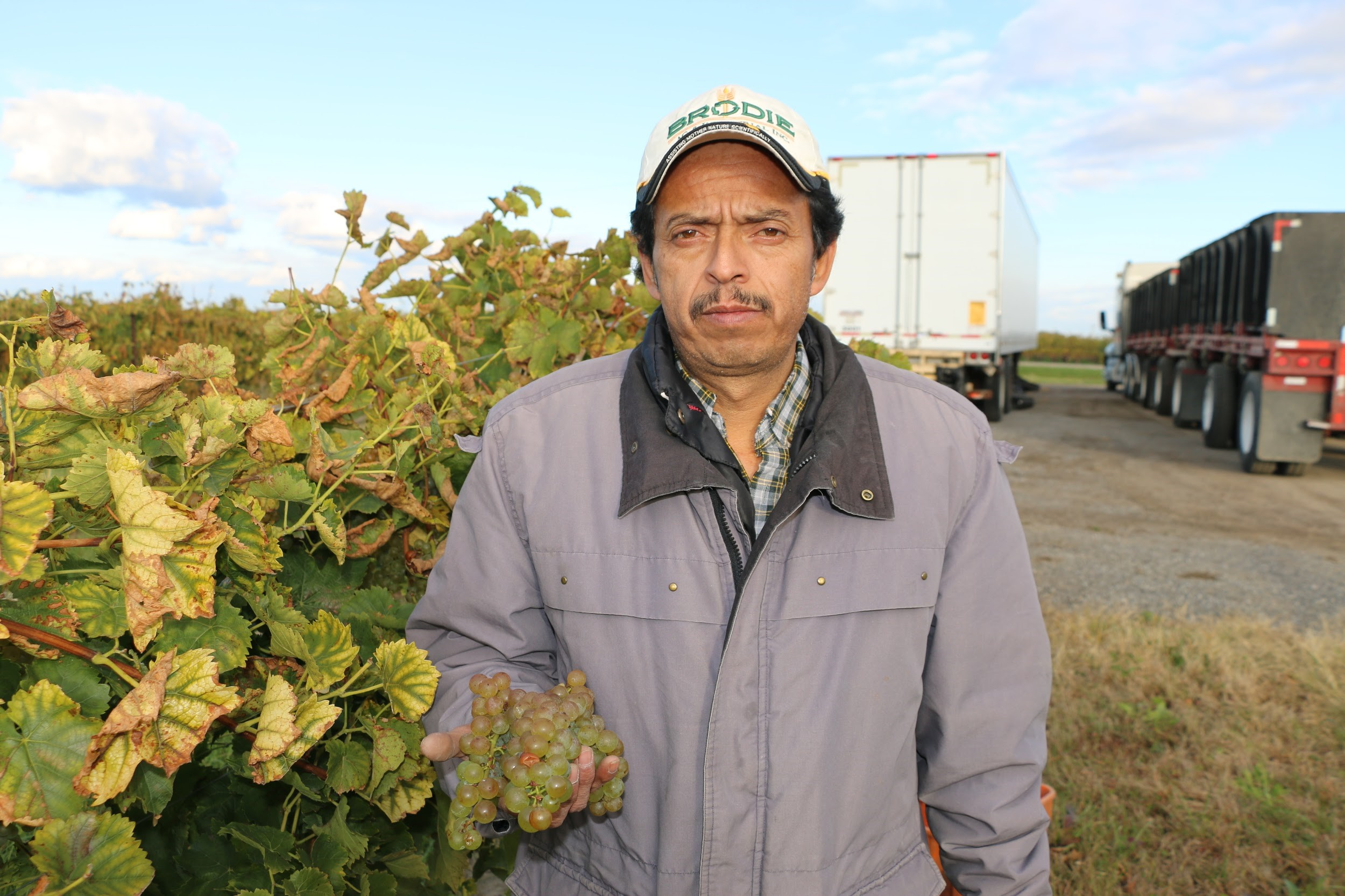 foreign farm worker ramon lopez of reuther farms