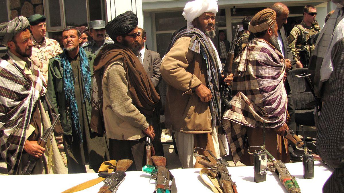 afghan-taliban peace talks