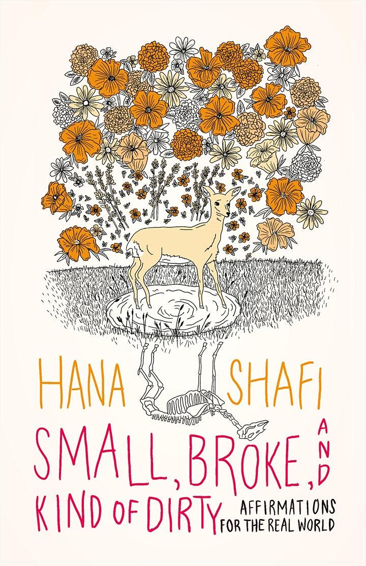 hana shafi book