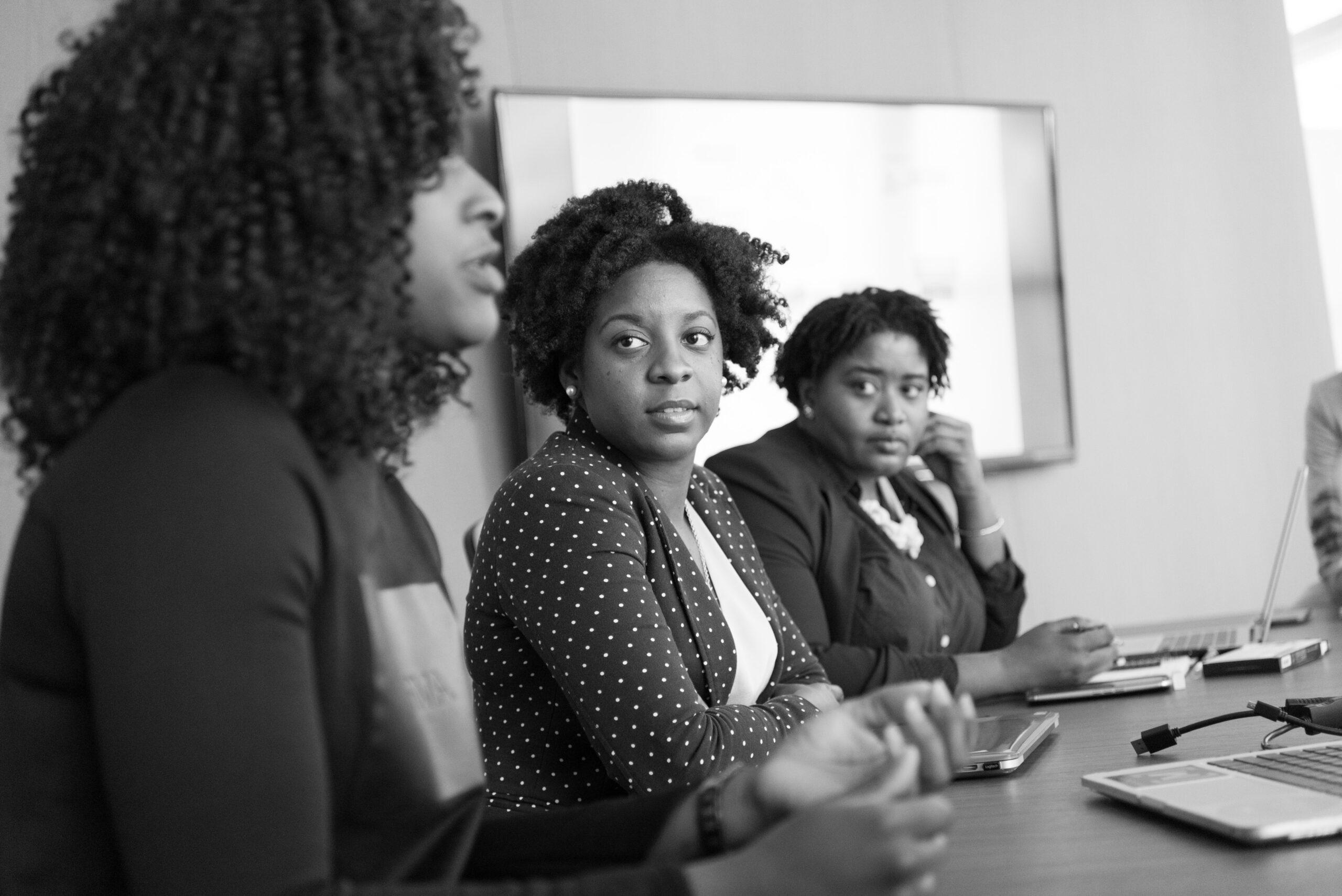 Black women in politics, Black women, Black community, representation