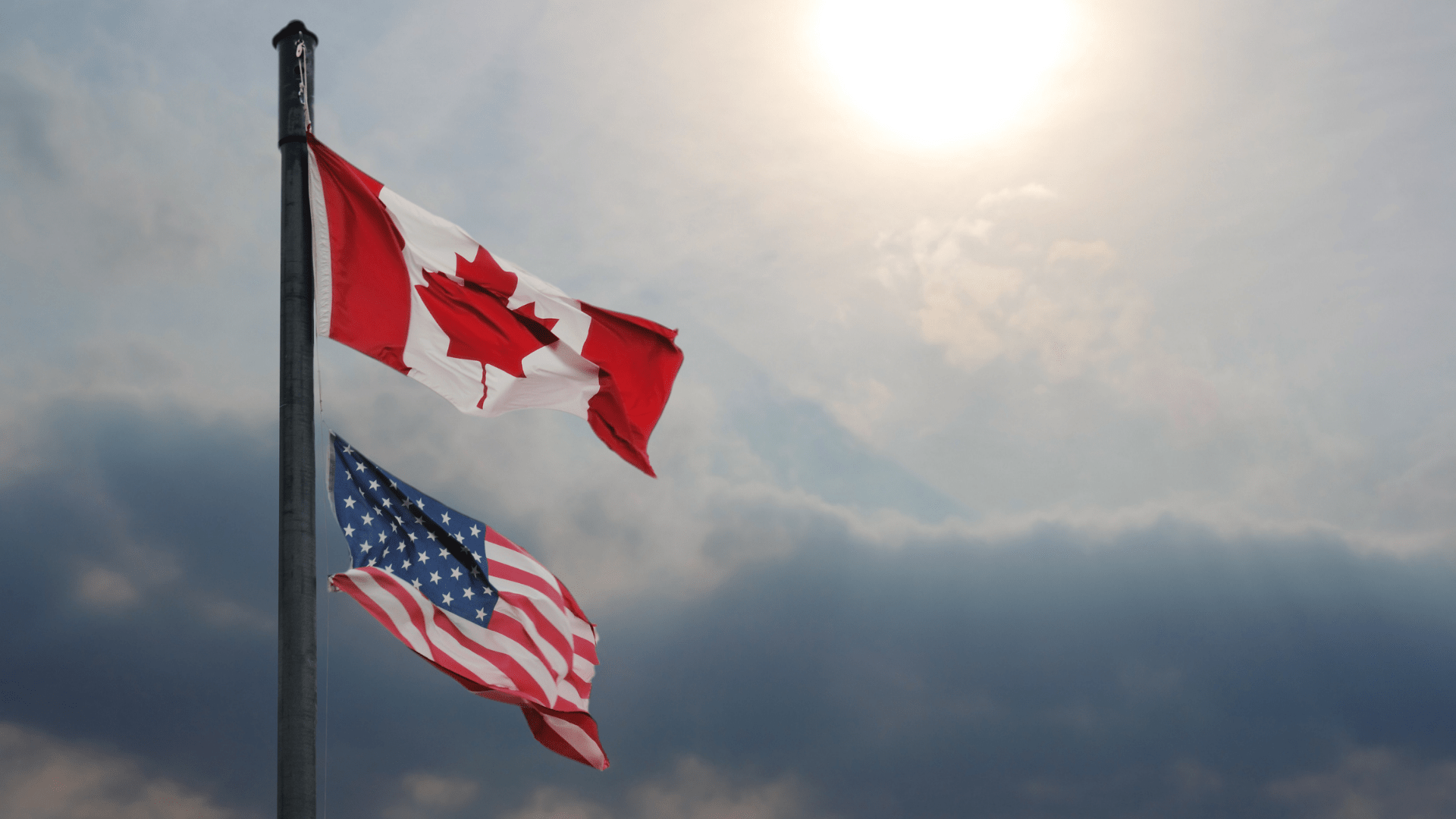 U.S. America immigrants Canada immigration