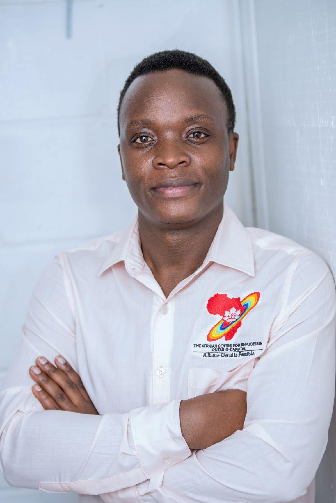 Ugandan, activist, refugee