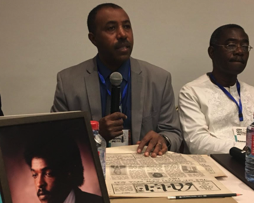 Aaron Berhane speaks out about exile and journalism.