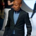 Jamal, an immigrant in fashion week