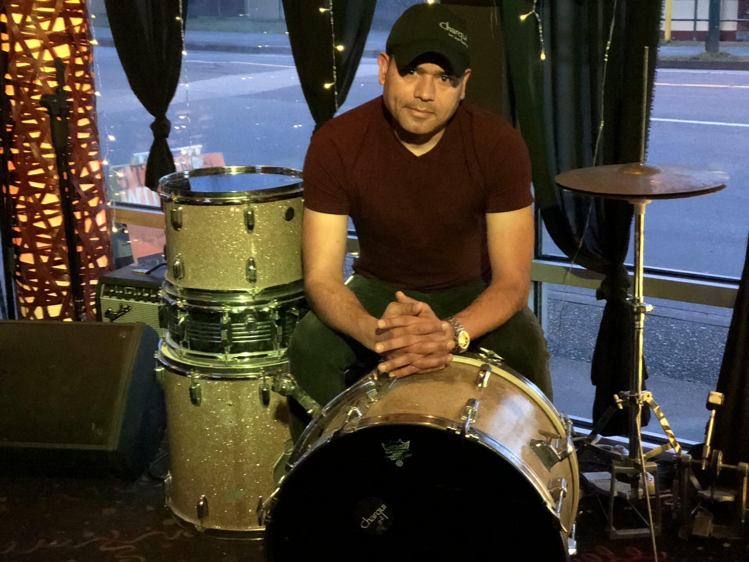 Sanjay runs a live music business