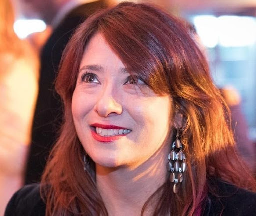Lucia Ongay the foudner of Gerety Awards