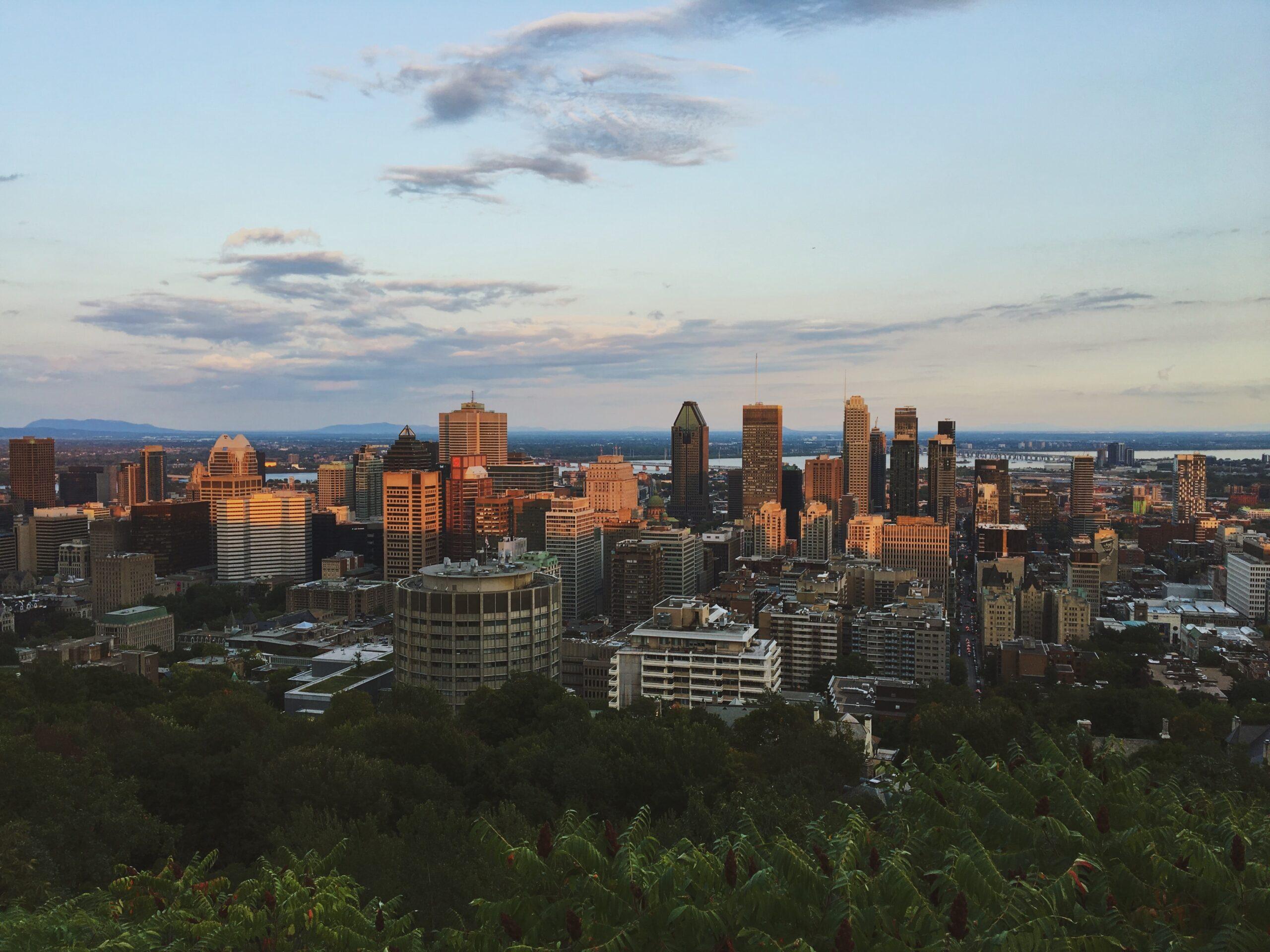Montréal, Québec.