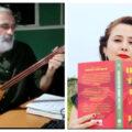 Kurdish Canadian artists Kazım Boran and Ava Homa