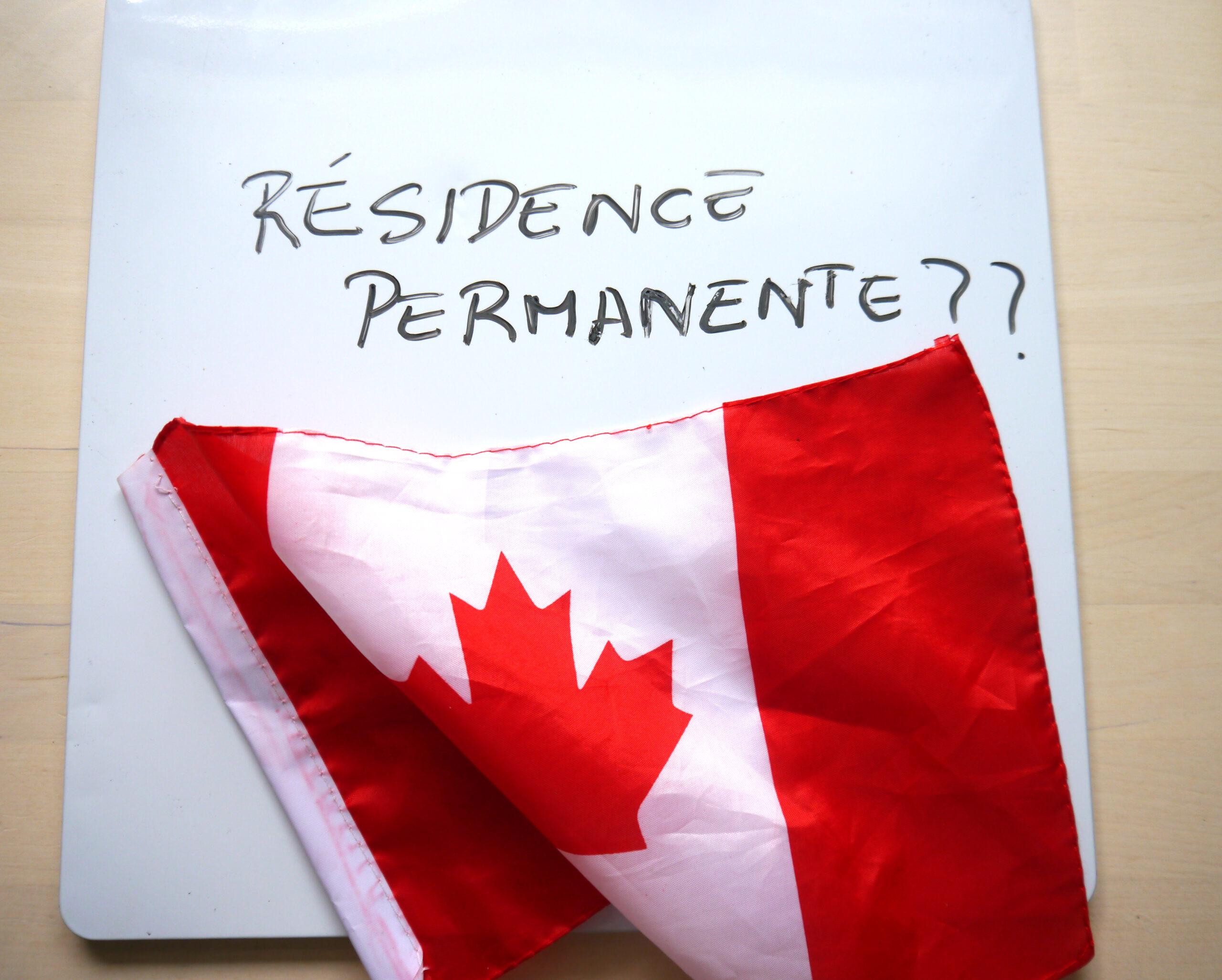Résidence permanente